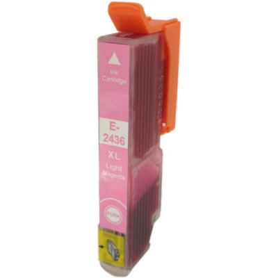 Epson T2436 XL jasno purpurowy (light magenta) tusz zamiennik