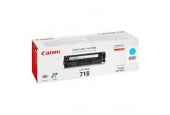 Canon CRG-718 błękitny (cyan) toner oryginalny