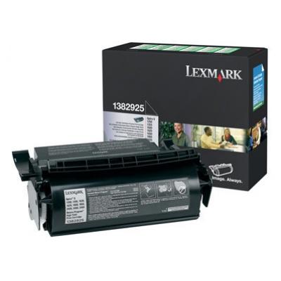 Lexmark 1382925 czarny (black) toner oryginalny