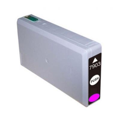 Epson T7903 purpurowy (magenta) tusz zamiennik