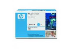HP 643A Q5951A błękitny (cyan) toner oryginalny