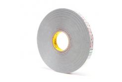3M VHB 4936-P, 12 mm x 3 m, szary  dwustronna taśma klejąca akrylowa, 0,64 mm