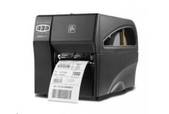 Zebra ZT220 ZT22042-D0E200FZ DT drukarka etykiet, 203 DPI, RS232, USB, INT 10/100