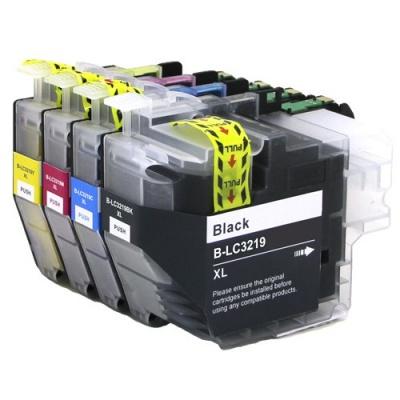 Brother LC-3217XL / LC-3219XL multipack tusz zamiennik