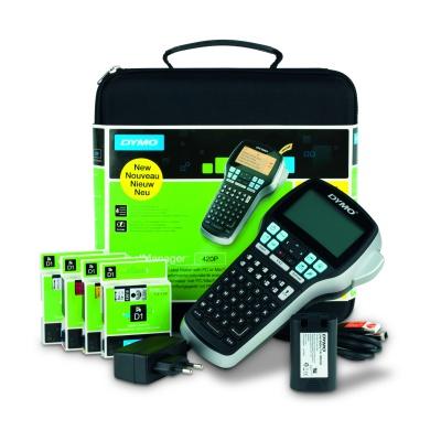 Dymo LabelManager 420P S0915480 drukarka etykiet z walizką