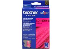Brother LC-1100HYM purpurowy (magenta) tusz oryginalna