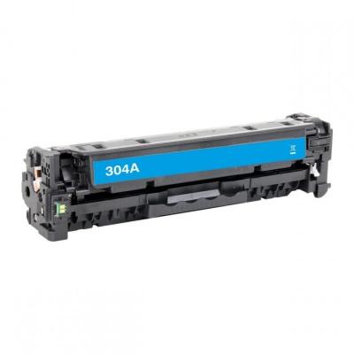 HP 304A CC531A błękitny (cyan) toner zamiennik
