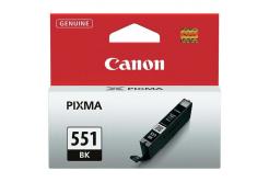 Canon CLI-551BK, 6508B001 czarny (black) tusz oryginalna