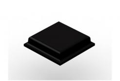3M Bumpon SJ5007 czarny, taca = 54 szt.