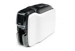 Zebra ZC100 ZC11-0M0C000EM00 drukarka kart, jednostronna, USB/Ethernet, ISO HiCo/LoCo Mag S/W Selectable