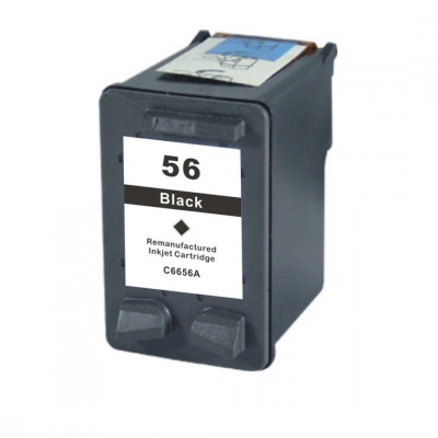 HP 56 C6656A czarny (black) tusz zamiennik