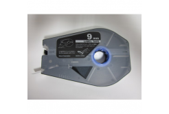 Taśma zamiennikCanon / Partex M-1 Std / M-1 Pro, 9mm x 30m, kazeta, stříbrná