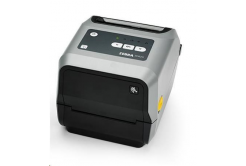 "Zebra ZD620 ZD62043-T0EL02EZ TT drukarka etykiet, 4"" 300 dpi, USB, USB Host, RS232, LAN, 802.11, BT ROW"