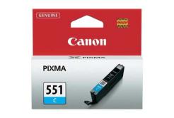 Canon CLI-551C błękitny (cyan) tusz oryginalna