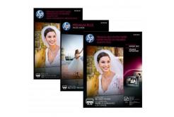 """HP CR676A Premium Plus Glossy Photo Paper, papier fotograficzny, błyszczący, biały, 13x18cm, 5x7"""", 300 g/m2, 20 szt."""