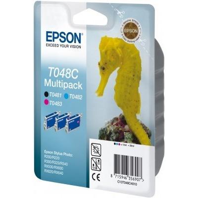 Epson T048C40 T048C multipack tusz oryginalna