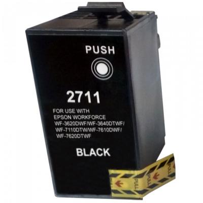 Epson 27X T2711 czarny (black) tusz zamiennik
