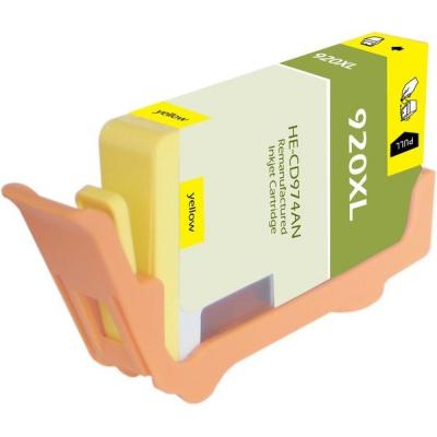 HP 920XL CD974A żółty (yellow) tusz zamiennik