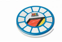 Partex PP+06300SN4, 17m, żółty, PVC PP+ taśma
