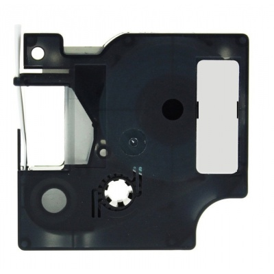 Taśma zamiennik Dymo 1805417, 19mm x 5, 5m biały druk / niebieski podkład, vinyl