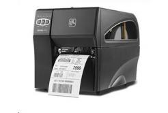 Zebra ZT220 ZT22042-D0E000FZ drukarka etykiet, 8 dots/mm (203 dpi), EPL, EPLII, ZPL, ZPLII, USB, RS232