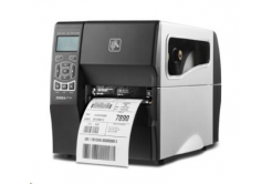 Zebra ZT230 ZT23043-T2E200FZ TT drukarka etykiet, 300 DPI, RS232, USB, INT 10/100, cutter WITH CATCH TRAY