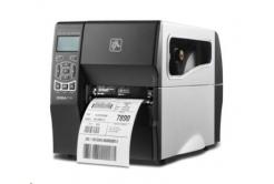 Zebra ZT230 ZT23043-T2E200FZ TT drukarka etykiet, 300 DPI, RS232, USB, INT 10/100, cutter WITH CATCH TRAY