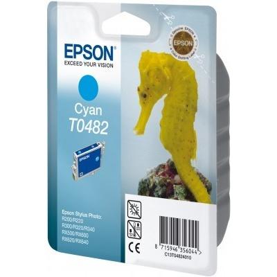 Epson T048240 błękitny (cyan) tusz oryginalna