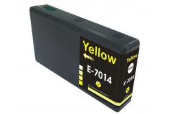 Epson T7014 żółty (yellow) tusz zamiennik