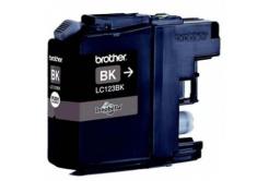 Brother LC-123BK dualpack czarny (black) tusz oryginalna