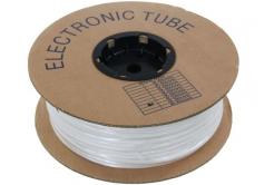 Rurka PVC okrągła BA-25, 2,5 mm, 200 m, biały