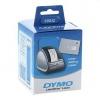 Dymo 99012, S0722400, 89mm x 36mm, białe etykiety papierowe oryginalne