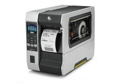 Zebra ZT610 ZT61046-T0E0100Z drukarka etykiet, 24 dots/mm (600 dpi), disp., ZPL, ZPLII, USB, RS232, BT, Ethernet