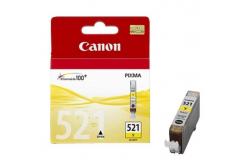 Canon CLI-521Y żółty (yellow) tusz oryginalna