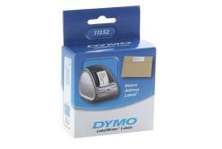 Dymo 11352, S0722520, 54mm x 25mm, białe etykiety papierowe oryginalne pro zpáteční adresu