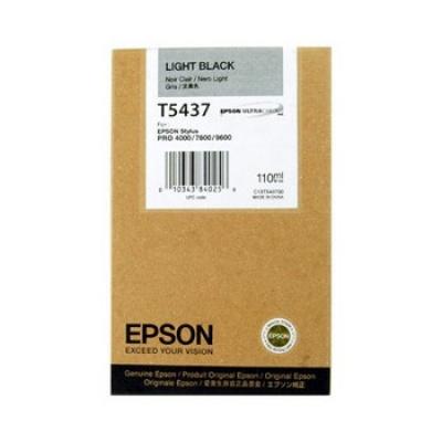 Epson T543700 szary (grey) tusz oryginalna