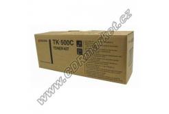 Kyocera Mita TK-500C błękitny (cyan) toner oryginalny
