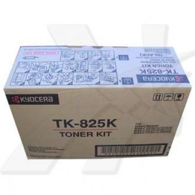 Kyocera Mita TK-825K czarny (black) toner oryginalny