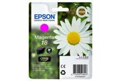 Epson C13T18034020 purpurowy (magenta) tusz oryginalna