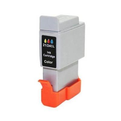 Canon BCI-24C / BCI-21C kolorowa tusz zamiennik