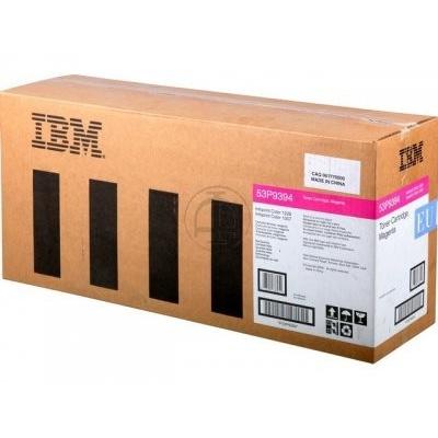 IBM 53P9394 purpurowy (magenta) toner oryginalny