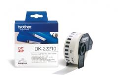 Brother DK-22210, 29mm x 30,48m, etykiety papierowe oryginalne