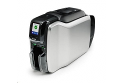 Zebra ZC300 ZC31-0M0C000EM00 drukarka kart, jednostronna, USB/Ethernet, ISO HiCo/LoCo Mag S/W Selectable