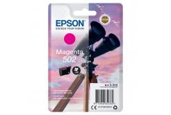 Epson 502 C13T02V34010 purpurowy (magenta) tusz oryginalna