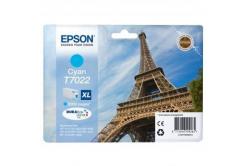 Epson T70224010 błękitny (cyan) tusz oryginalna