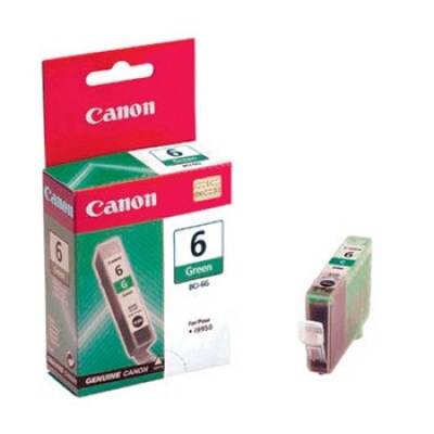 Canon BCI-6G zielona (green) tusz oryginalna