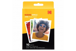 KODAK Zink - fotografický papír 3x4 10-pack