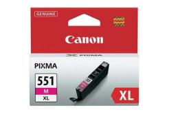 Canon CLI-551XLM purpurowy (magenta) tusz oryginalna