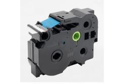Taśma zamiennik Brother TZ-FX263 / TZe-FX263, 36mm x 8m, flexi, niebieski druk / biały podkład