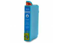 Epson T1632 XL błękitny (cyan) tusz zamiennik
